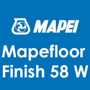 Mapefloor Finish 58 W